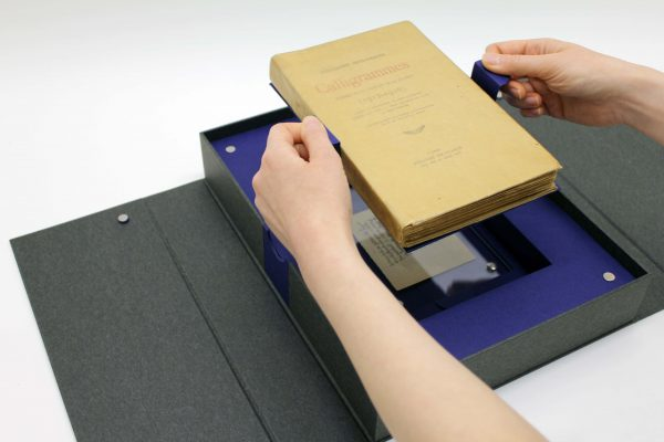 reliure-art, reliure-creation, reliure-france, bookbinding, art-bookbinding, creation-bookbinding, french-bookbinding, paper-bookbinding, reliure-papier, julie-auzillon, coffret, boite, bookbinding-box, book-box, livre-boite, boite-reliure